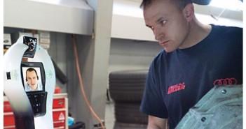 Audi Robot Technician