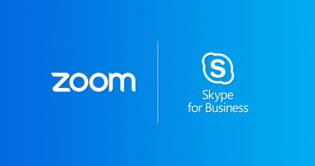Zoom and Skype for Business
