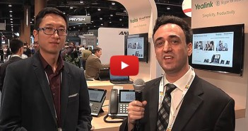 Video Yealink Booth Visit