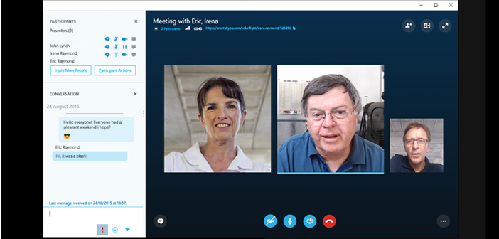 Skype Meetings is Microsoft's New Free Videoconferencing Tool for Small Businesses
