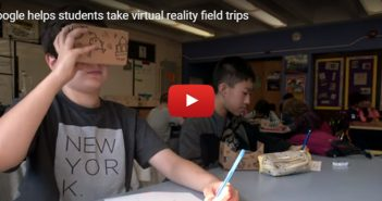 Google Virtual Reality for Education