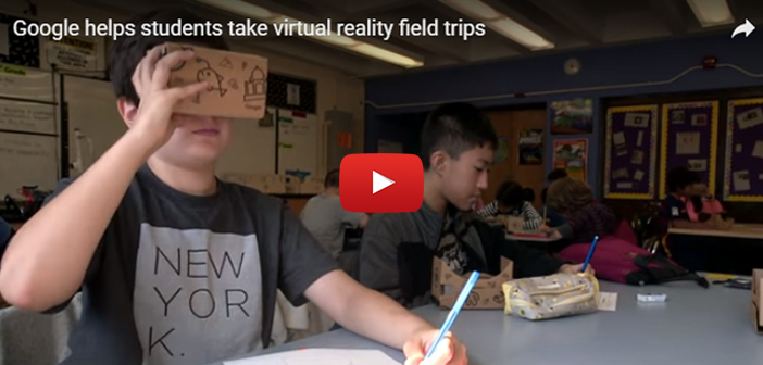 Virtual Reality Will Transform Education