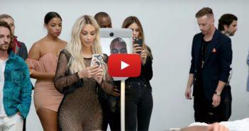 Robotic Telepresence Kanye West