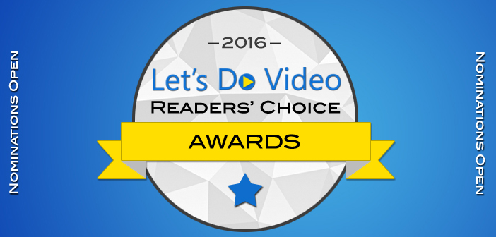 Nominations Open for the 2016 LDV Readers' Choice Awards!