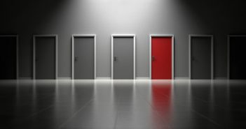 doors_choices_royaltyfree