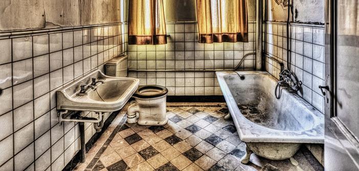 Bathroom RoyaltyFree