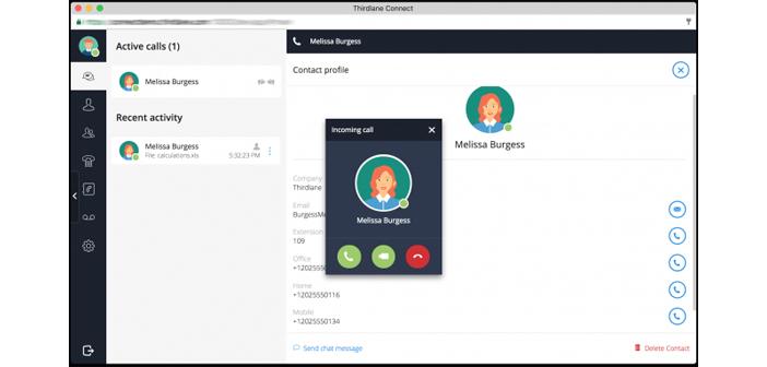 Thirdlane Connect Call