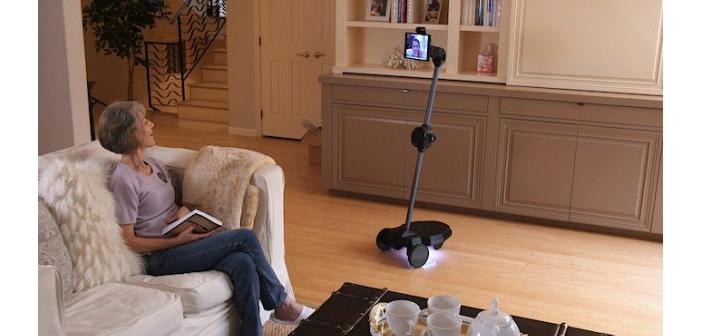Ohmni Telepresence Robot