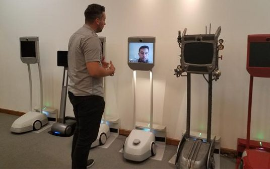 Telepresence Technology Taking Hold In Classrooms