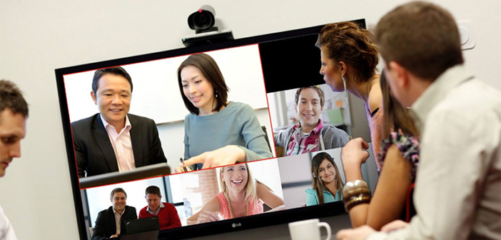 Videoconferencing Meeting