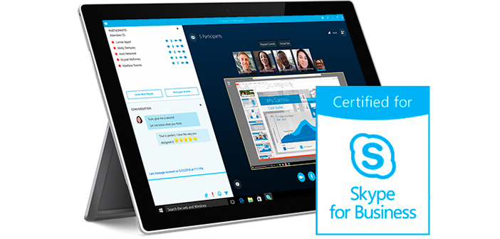 Certified Skype for Business