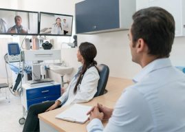 Visual Disruption: How Education And Healthcare Are Being Transformed Via Video Conferencing