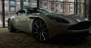 AVI Systems Aston Martin