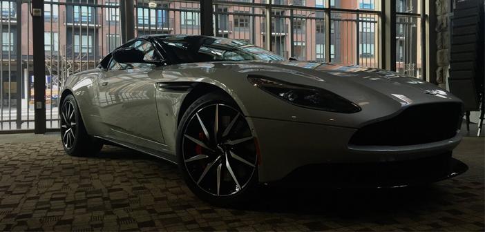 AVI Systems Aston Martin