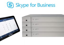 ClearOne CONVERGE Pro 2 Series Now Supports Built-In Skype for Business Client
