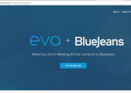 BlueJeans Adds In-meeting Transcription by AI Assistant