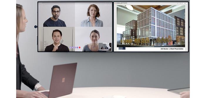 Microsoft Hub Boardroom