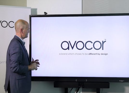 Avocor Previews New Windows Collaboration Displays at Microsoft Inspire