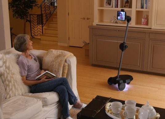 Ohmni Home Robot Review: A New Way to Communicate in a Smart Home