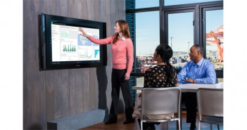Microsoft Surface Hub videoconferencing and collaboration solution