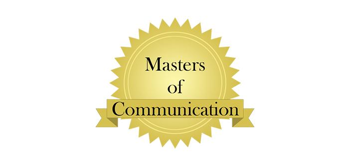 MoC Masters of Communication Logo