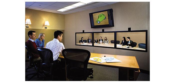 Telepresence Room System