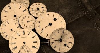 Time Clocks Royalty Free