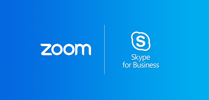 Zoom Announces Native Skype for Business Interoperability - Let's Do