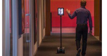 Double Robot Hallway