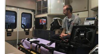 Mobile Videoconferencing in Ambulance