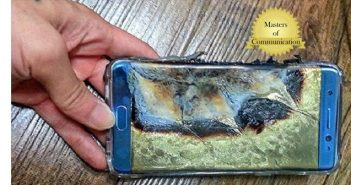 Destroyed Phone