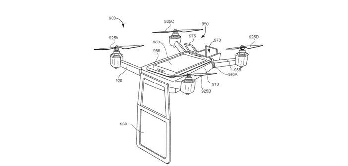 Google Telepresence Drone