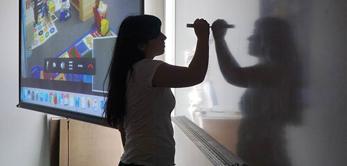 Telepresence in the Classroom