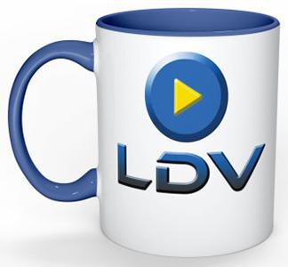 LDV Mug Blue