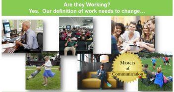MoC Smarter Working
