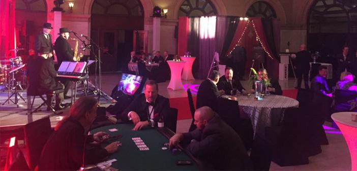 AVI Systems Casino Night