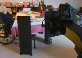 Review: Ohmni, a Telepresence Robot for the Rest of Your Family