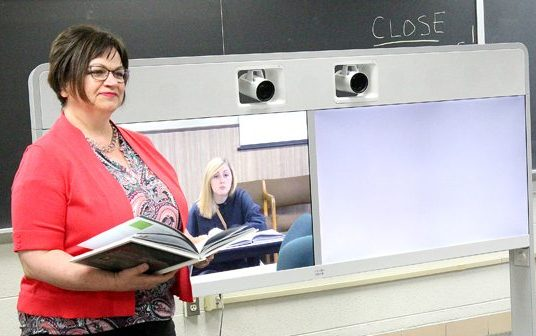 ACC Uses Videoconferencing System for Long-Distance Students