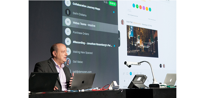 New Cisco Webex Teams