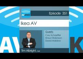 LDV's Guest Appearance on AVWeek 351: Ikea AV