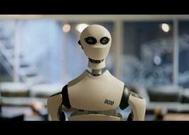 Freaky Japanese Telepresence Robot Has a Head Like an Alien
