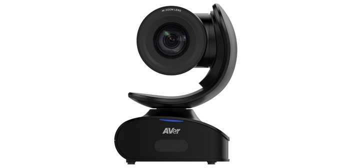 AVer CAM540 Pushes Conference Camera Design with Red Dot