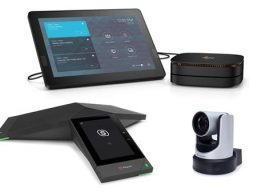 Plantronics and HP Collaborate on New, High-Quality Native Microsoft Teams Video Conferencing Solution