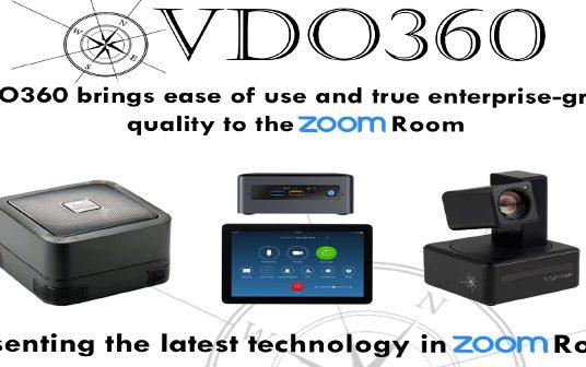 VDO360 CUBE System Announced