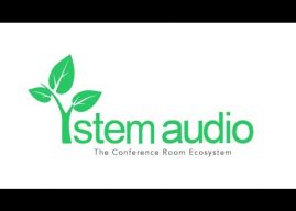 Stem Audio Launches Revolutionary Conference Room Ecosystem to Reshape an Industry Full of Complex Solutions