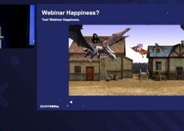 LDV's Zoomtopia Presentation: Running Stellar Webinars