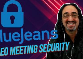 69: BlueJeans Video Meeting Security